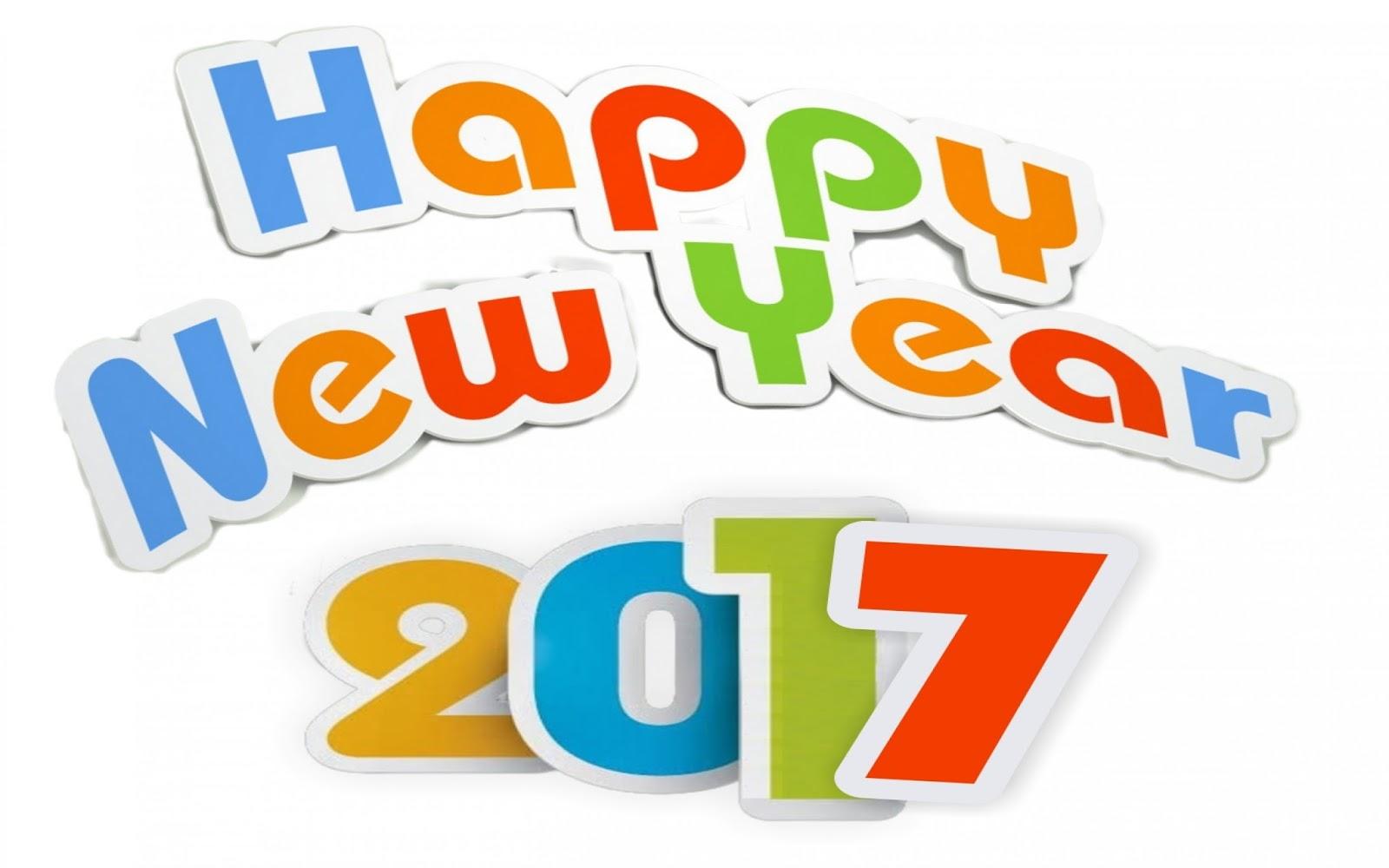 Happy new year2017