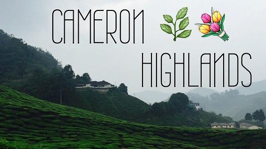 kham pha malaysia that khac biet o cao nguyen cameron