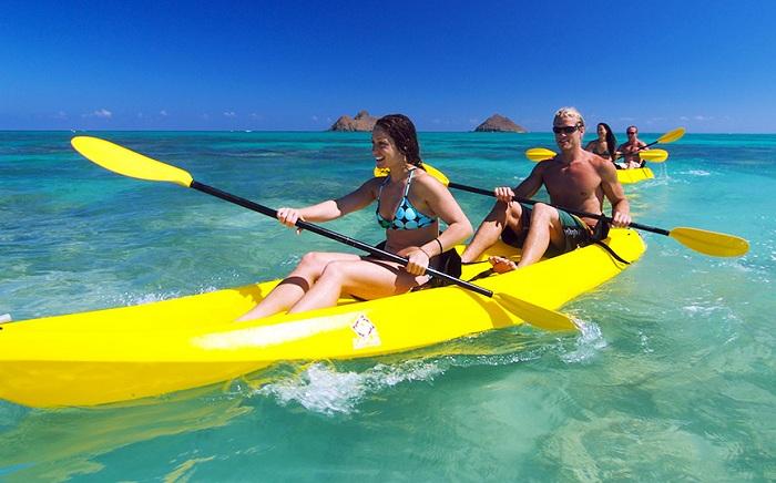 6 bai bien hut khach o Hawaii trong mua he 3