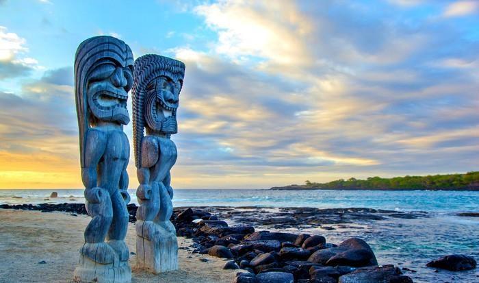 6 bai bien hut khach o Hawaii trong mua he 7