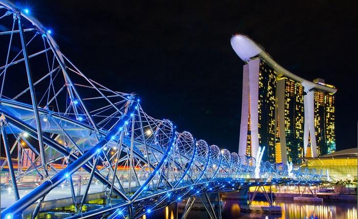 Check in nhung cay cau sieu ao o Singapore 3