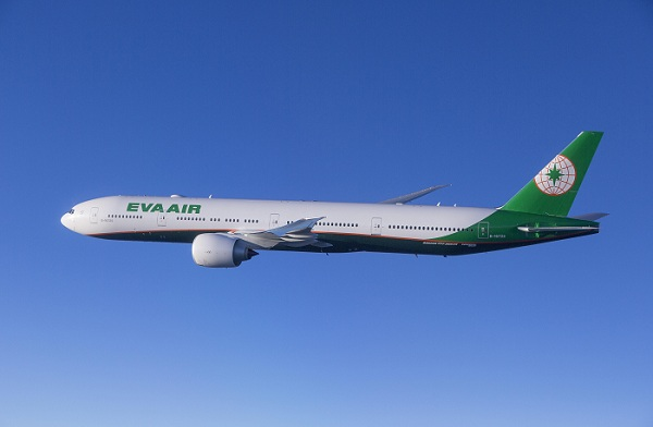 EVA Air khuyen mai ve may bay di My va Canada 1
