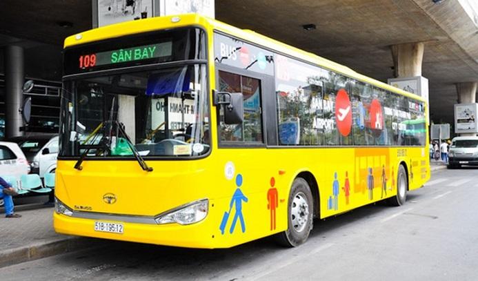 cac tuyen bus tu trung tam tphcm di san bay tan son nhat 1
