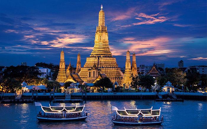 Lan dau den Bangkok ban nen di nhung dau va lam nhung gi 3