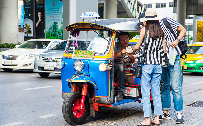 Lan dau den Bangkok ban nen di nhung dau va lam nhung gi 5