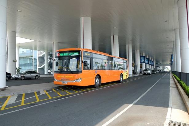 nhung tuyen xe bus di trung tam ha noi den san bay noi bai 1