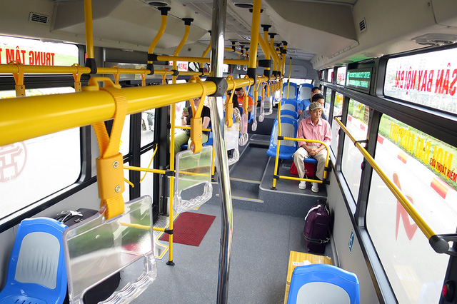 nhung tuyen xe bus di trung tam ha noi den san bay noi bai 3