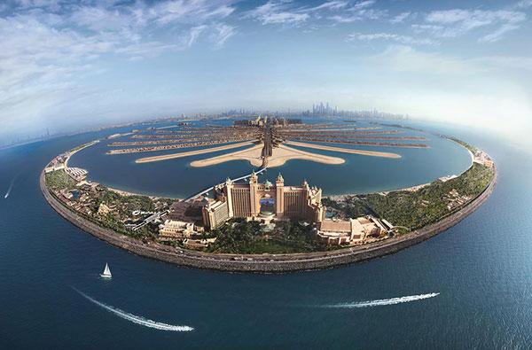 Top 5 diem den duoc nhieu du khach lua chon ghe tham o Dubai 2