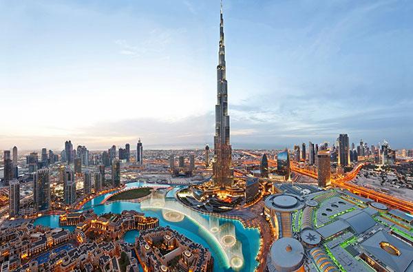 Top 5 diem den duoc nhieu du khach lua chon ghe tham o Dubai 5