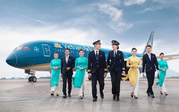 giam 20 ve may bay vietnam airlines khuyen mai 1