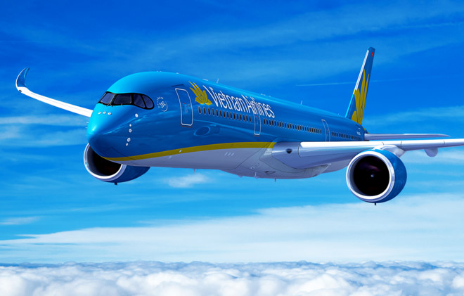 giam 20 ve may bay vietnam airlines khuyen mai 2