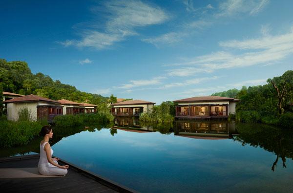 thu gian tuyet doi tai ESPA Resort World Sentosa Singapore 3