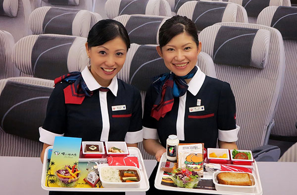 di tokyo voi ve may bay gia re cua Japan Airlines 3