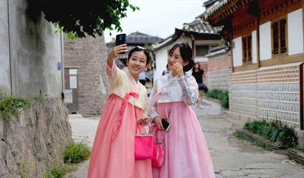 meo hay va dia diem thue hanbok khi du lich han quoc 4