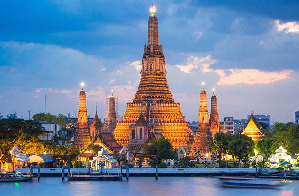 ve may bay di Thai Lan gia re 1