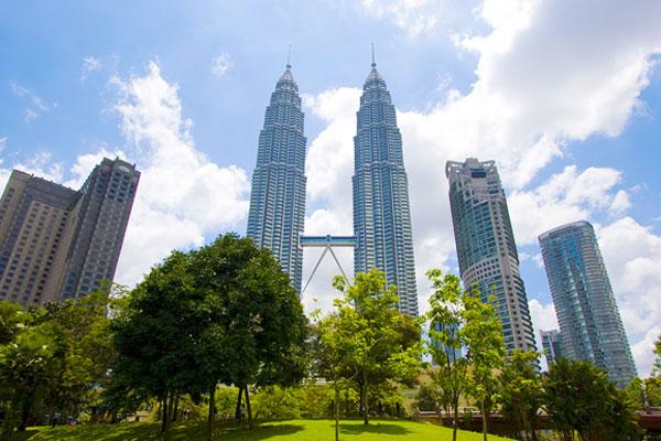 6 diem den noi bat cua Malaysia Singapore vao mua xuan 1