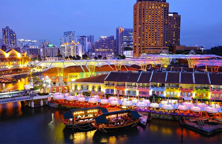 mach nho cho ban nhung diem vui choi ve dem tại Singapore 2